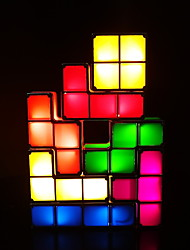 cheap -1pc LED Night Light Color-changing Creative <=36 V