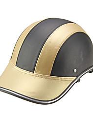 cheap -Lightweight Unisex Summer Cycling Helmet Baseball Cap for Motorcycle Bike Riding