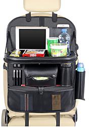 Недорогие -usb зарядное устройство автокресло задняя сумка организатор хранения искусственная кожа путешествия многофункциональный карман