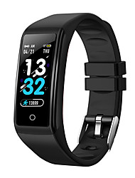 cheap -H3 Smart Band Blood Pressure Heart Rate Monitor 0.96 inch TFT HD color screen IP67 Waterproof Bracelet for Android iOS