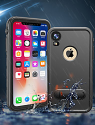 cheap -Case For Apple iPhone XS / iPhone XR / iPhone XS Max/7 8 plus /6splus  Shockproof / Water Resistant / with Stand Back Cover Armor PC
