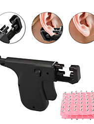 cheap -Ear Piercing Gun Kit Ear Pierce Gun Set Safety Ear Pierce Gun with 98Pcs Ear Studs Earrings Tool