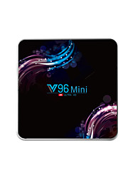 cheap -Factory OEMTV BOX V96mini6K4G+32G Android 9.0 Allwinner H6 4GB 32MB Quad Core