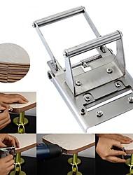 abordables -coupe-bordure coupe-bordure en acier inoxydable courbe de coupe et outils pour le travail du bois