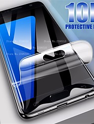 cheap -full soft screen protector on the for samsung galaxy s10 9 plus 10e  j 3 4 6 a 3 5 7 6 2018 2017 new 10d hydrogel film not glass