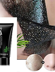 cheap -Bamboo Charcoal Black Mud Mask To Blackhead Cleansing Cream Facial Cream Deep Cleansing Mild And Non-Irritating To Black Mask