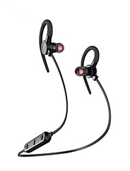 cheap -LITBest B925BL Neckband Headphone Wireless Earbud Bluetooth 4.2 Noise-Cancelling
