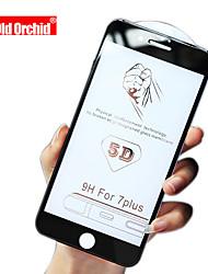 Недорогие -5d изогнутая полная защитная пленка для экрана из закаленного стекла для iphone 6s 7 плюс защитное стекло для iphone 6 7 8 плюс x 10 xr
