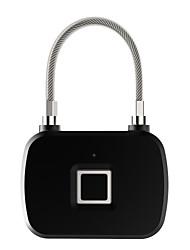 cheap -Plastics lock / Fingerprint Lock / Intelligent Lock Smart Home Security System Fingerprint unlocking Household / Home / Home / Office Others / Security Door / Copper Door (Unlocking Mode Fingerprint)