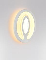 abordables -conduit applique murale mignon / belle moderne contemporaine encastré mur de lumières chambre / salle d'étude / bureau lumière en métal