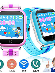cheap -Q750 Smart Watch for Kid Baby WiFi GPS AGPS Phone Location SOS Call Touch Screen Remote Monitoring Tracker Children's Safe Watch