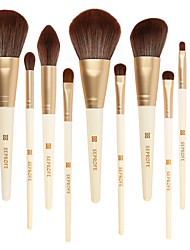 cheap -Professional Makeup Brushes 12pcs Soft New Design Adorable Wooden / Bamboo for Makeup Brush