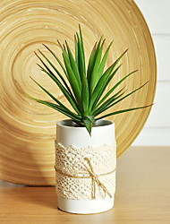 cheap -1pc Vases & Basket Round Plastic Modern / Contemporary