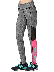 cheap -Women's Yoga Pants Fashion Blushing Pink Running Fitness Gym Workout Bottoms Activewear Breathable Moisture Wicking Quick Dry Butt Lift High Elasticity Skinny
