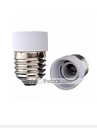 cheap -E27 to E14 Fitting Light Lamp Bulb Adapter Converter Lights holder