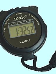 cheap -Men's Women's Sport Watch Stopwatch Digital Black No Chronograph Alarm Clock Stopwatch Digital Outdoor New Arrival - Black Orange Blue One Year Battery Life / Large Dial
