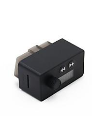 cheap -kungfuren OBD2 Diagnosegert Blutooth 4.0 Adapter mit FM Transmitter Auto Bluetooth fr IOS und Android OBD2 Diagnose Scanner 16-Pin OBDII-Schnittstelle fr Lesen und Lschen Fehlercode