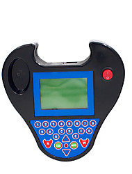 cheap -Mini Zed Bull Auto Key Programmer Smart Zed-Bull Programmer with No Tokens Support 8C and 8E chips Programming Transponders Random Delivery in Black and Red