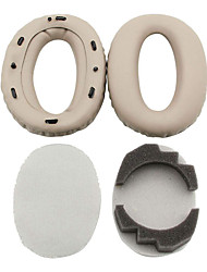 cheap -Compatible With Sony WH1000XM2 MDR-1000X WH 1000X M2 Headphone Accessories Replacement Earpads Ear Pads