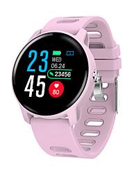 Недорогие -S08 Smart Watch BT Поддержка фитнес-трекер уведомить&совместимый монитор сердечного ритма Samsung / Android телефонов / Iphone
