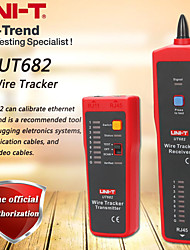 cheap -UNI T UT682 Network Cable Lan Tracker telephone wire Power cable Tester Wire Line Finder Network Maintenance tool