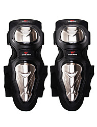 cheap -Elbow Strap / Elbow Brace for Backcountry / Motorsports / Motobike / Motorcycle Unisex Protection / Fits left or right elbow / Reflective Motorcycle / Bike Stainless steel / Velvet / EVA 1 Pair Black