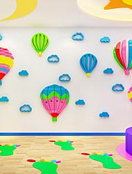 cheap -Decorative Wall Stickers - 3D Wall Stickers Still Life Nursery / Kids Room