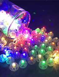 cheap -12Pcs Switch Balloon LED Flash Luminous Lamps Tumbler Light Bar Lantern Christmas Wedding Party Decorations Birthday Decor