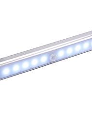 cheap -BRELONG® Night Light LED Under Cabinet Lighting Easy Carrying / Human Body Sensor / Decoration AAA Batteries Powered 1pc