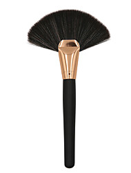 cheap -Professional Makeup Brushes 1pc Soft New Design Lovely Synthetic Hair Wooden for Blush Brush