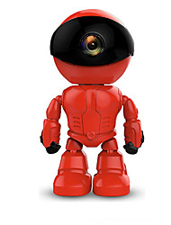 cheap -960P 1.3MP HD Wireless WI-FI Robot Camera Night Vision Two Way Audio