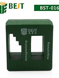 abordables -outil de démagnétisation de démagnétiseur rapide de magnétiseur à la maison (vert)
