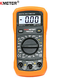 cheap -Peakmeter Huayi Digital Multimeter Portable Household Small Digital Display Universal Meter Pm8233d