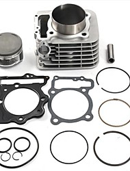 cheap -89mm 440cc Cylinder Piston Gasket Kit For Honda TRX400EX