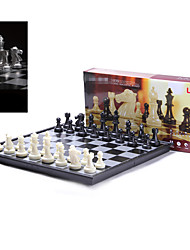 cheap -Board Game Chess Game Plastic Kid's Adults' Boys' Girls' Toy Gift
