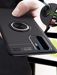 cheap -Luxury Car Magnetic Ring Soft Silicone Case For Huawei P30 Pro P30 Lite P30 Full Cover For Huawei P20 Pro P20 Lite P20 TPU Shockproof Bumper Case