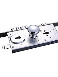 cheap -Double Lock Core Lock Body Fireproof Security Door Stainless Steel Lock Body Zinc Alloy Quality Durable Lock Body