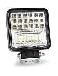Недорогие -400 Вт 6000 К 4 дюймовый светодиодный рабочий свет бар прожектор луч внедорожного 4wd внедорожник вождения противотуманная фара package1pc