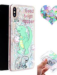 Недорогие -чехол для яблока iphone xs iphone xr чехол для телефона тпу материал окрашенный рисунок зыбучие пески чехол для телефона для iphone xs max x 8 плюс 8 7 плюс 7