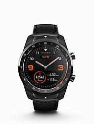cheap -TicWatch TicWatch Pro Men Women Smartwatch Android iOS WIFI Bluetooth Waterproof Touch Screen GPS Heart Rate Monitor Sports ECG+PPG Timer Stopwatch Pedometer Call Reminder