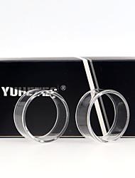 Недорогие -Замена стеклянной трубки yuhetec для geekvape, несравненный rdta 4 мл