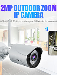 cheap -1080P 2 Million Pixels Camera Outdoor Waterproof Security Night Vision Camera