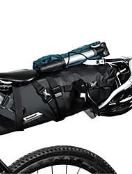 cheap -RHINOWALK 5/10/13 L Bike Saddle Bag Adjustable Large Capacity Waterproof Bike Bag PVC(PolyVinyl Chloride) Bicycle Bag Cycle Bag Outdoor Exercise Multisport