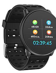 Недорогие -Q88 Smart Watch BT Поддержка фитнес-трекер уведомить / артериальное давление / монитор сердечного ритма Спорт SmartWatch совместимые телефоны IOS / Android