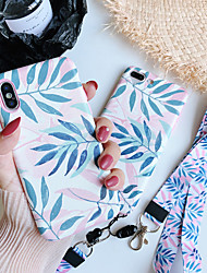 cheap -Case For Apple iPhone XS / iPhone XR / iPhone XS Max Ultra-thin / Pattern Back Cover Scenery TPU