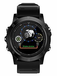 Недорогие -L11 Smart Watch BT Поддержка фитнес-трекер уведомлять / мониторинг сердечного ритма в течение всего дня Спорт SmartWatch совместимые телефоны Iphone / Samsung / Android