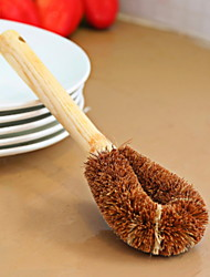 abordables -1pc Nettoyage Pulpe de bois indigène simple