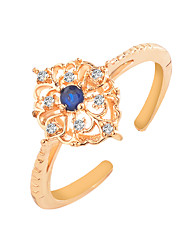 cheap -Ring White Blue Copper 1pc / Women's