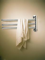cheap -Bathroom Shelf Multifunction Modern Aluminum 1pc - Bathroom Double Wall Mounted