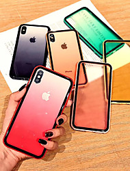 cheap -Case For Apple iPhone XS / iPhone XR / iPhone XS Max/7 8 plus/6splus/6s Transparent Back Cover Transparent Acrylic